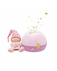 Chicco Goodnight Stars - Pink
