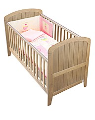 Lollipop Lane Oakhill Cotbed & Bedding