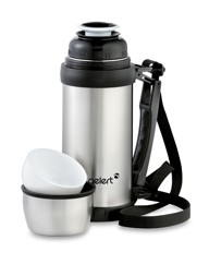 Gelert 1.5 Litre Stainless Steel Flask