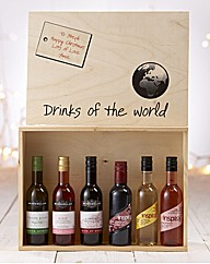 Personalised Wines Of The World