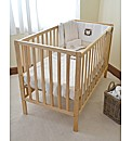 East Coast Seattle Cot Bundle