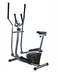 Body Sculpture Cross Trainer & Cycle