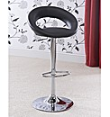 Sicily Gas Lift Bar Barstool