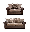 Tribecca 3 plus 2 Seater Sofa