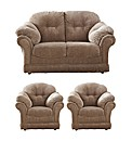 Suffolk Two Seater Sofa & Two Chairs