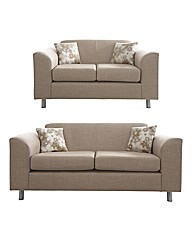 Mackenzie Three & Two Seater Sofa