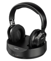 Thomson Wireless Rechargeable Headphones