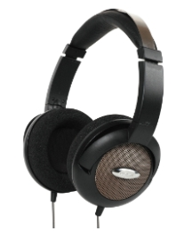 Koss Stereo Headphones - Black