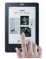 Kobo eReader Touch Edition - Black