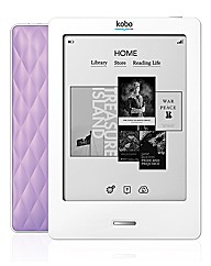 Kobo eReader Touch Edition - Lilac