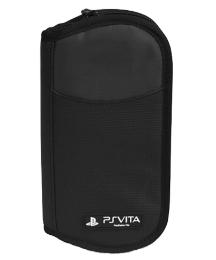 Offical PS Vita Travel Case - Black