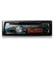 Pioneer In Car CD Radio with Bluetooth