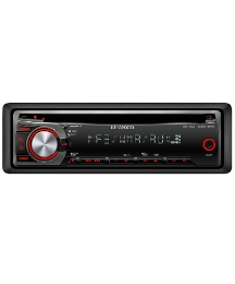 Kenwood In Car CD Radio - MP3 Connection