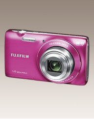 Fuji 14MP Digital Camera - Pink