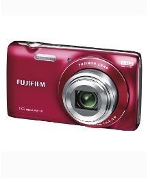 Fuji 14MP Digital Camera - Red