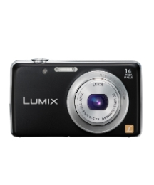 Panasonic 14MP Digital camera - Black