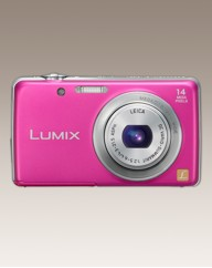 Panasonic 14MP Digital camera - Pink