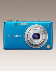 Panasonic 14MP Digital camera - Blue