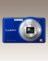 Panasonic 16MP 10x Zoom Camera Blue