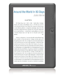 Archos 7in eReader
