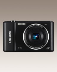 Samsung 14MP Digital Camera - Black