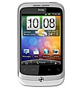 T-Mobile HTC Wildfire S White Mobile