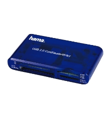 Hama 35-in-1 USB Multicard Reader