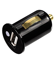 Hama Compact USB In-Car Charger