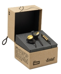 Marshall Minor Earphones With Mic -Black