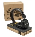 Marshall Major Headphones With Mic Black