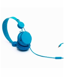 Coloud Colours Headphone With Mic Blue