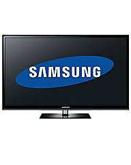 Samsung 43in 3D Plasma TV + Installation
