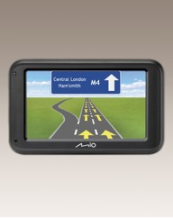Mio 5in Sat Nav - UK Maps