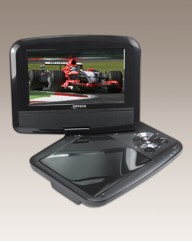 7in Portable DVD Player