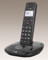 Doro Cordless Phone - Answering Machine