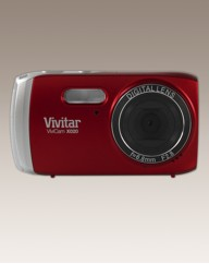 Vivitar 10MP Digital Camera - Red