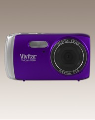 Vivitar 10MP Digital Camera - Purple