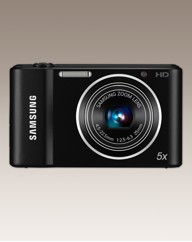 Samsung 16MP Digital Camera - Black