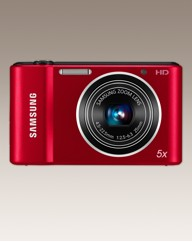 Samsung 16MP Digital Camera - Red