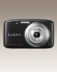 Panasonic 16MP Digital Camera Black