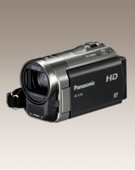 Panasonic SD Camcorder - Black