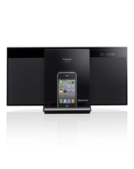 Panasonic Micro System With iPod Dock
