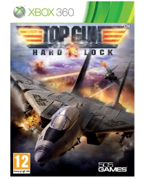 Top Gun Hard Lock XBox 360 Game