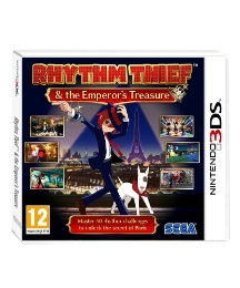 Rhythm Thief 3DS