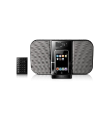 Portable iPod and iPhone Speaker System