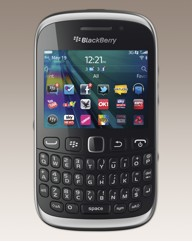 Vodafone Blackberry Curve 9320 Black
