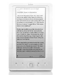 Aluratek 7in Colour eBook Reader