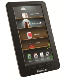 Binatone 7in Readme Colour eBook Reader
