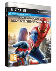 The Amazing Spiderman PS3 Game