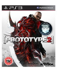 Prototype 2 PS3 Game